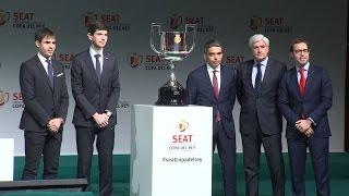 Atlético-Barça y Celta-Alavés, semifinales de Copa del Rey