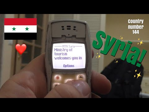 My ONLY video from Syria ❤️🇸🇾✨