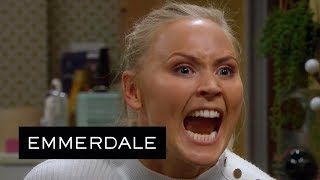 Emmerdale - Kerry Finally Admits to Tracy That She Killed Frank