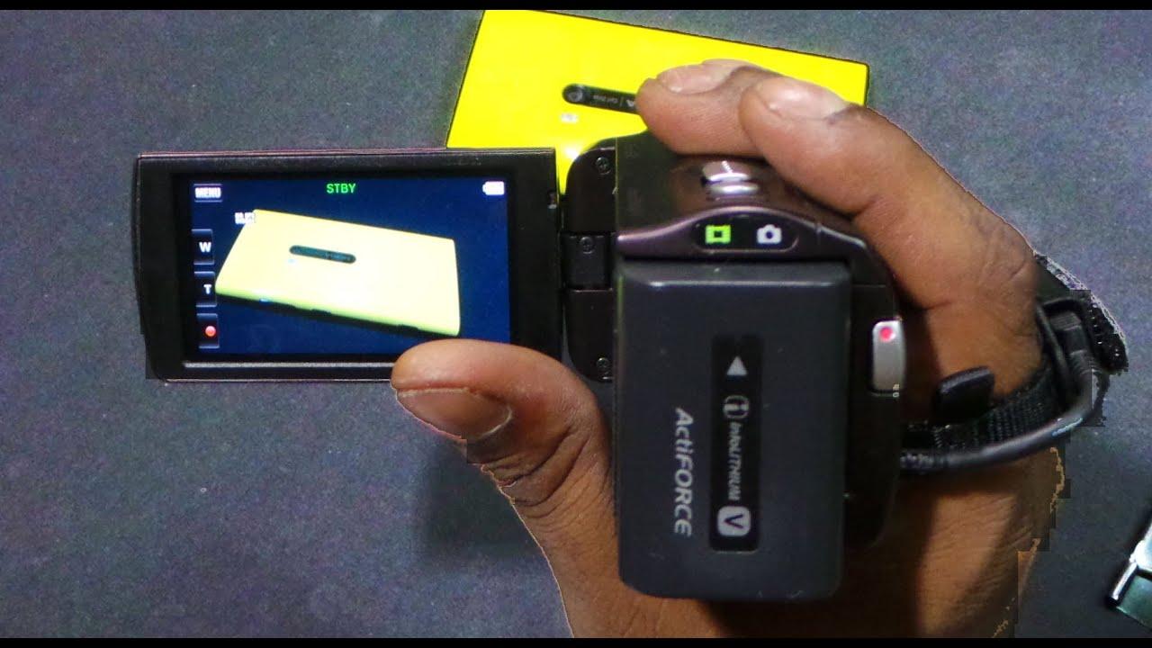 Sony Full Hd Handycam Hdr Cx260ve Unboxing Hands On Cursed4eva Pj810 Camcorder Cursed4evacom
