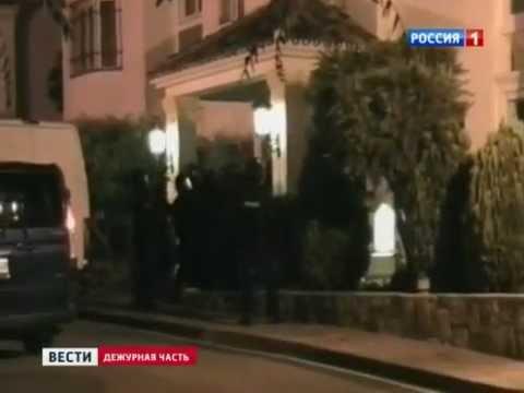 Крёстный отец русской мафии скрывается в Питере.