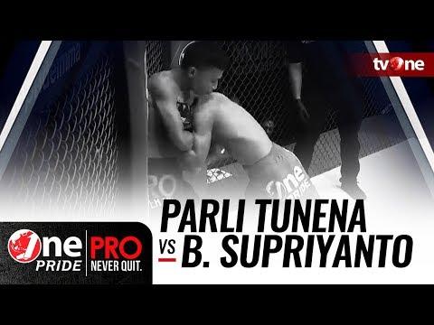 [HD] Parli Tunena vs Bayu Supriyanto || One Pride Pro Never Quit #24 Mp3