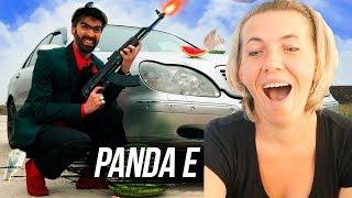 Реакция МАМЫ на CYGO - Panda E (ПАРОДІЯ)