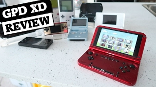 GPD XD, an awesome Android emulation gadget!