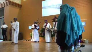 Al Najoom Dance Troupe at NMAfA, July 14, 2011