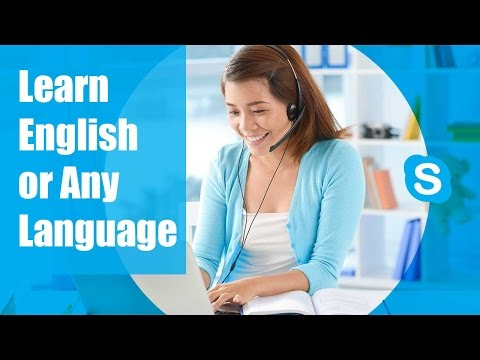Learn English On Skype - English Practice On Skype For Free