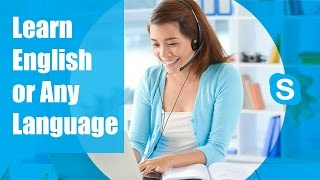 Learn English on skype - English Practice on skype for Free(How to Practice on English with Skype, it for who want to improve English with out book and live Learning with native Speaker and another people who from all ..., 2016-03-10T07:57:49.000Z)