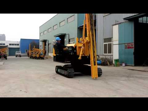 Hydraulic Diesel Pile Driving Equipment For Sale