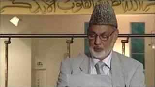 Hadhrat Khalifatul Masih I - Islam Ahmadiyya Khilafat (5/6)