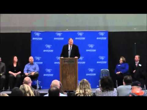 2016 Barton Sports Hall of Fame Induction