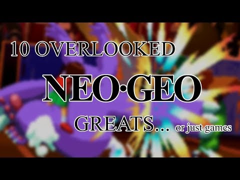 Neo-Geo: 10 Of The Most Overlooked Games