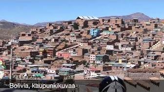 Kuvavideo 13min Etelä-Amerikka Adventure Endurolla