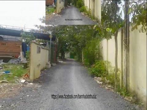 Bán đất thổ cư đường 5m ở Hiệp Bình Chánh,Thủ Đức 50-70m2 giá:30triệu/m2