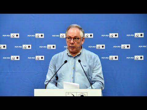 João Geraldes: Acto Público CDU