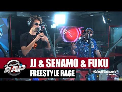 Youtube: [Exclu] Jeanjass«Freestyle Rage» ft Senamo & Fukushima #PlanèteRap