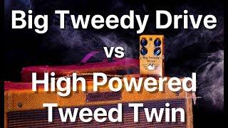 Mad Professor Big Tweedy Drive demo by Marko Karhu