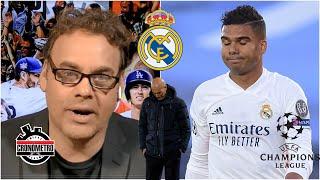 CHAMPIONS LEAGUE La vergonzosa derrota del Real Madrid, ¿es culpa de Zinedine Zidane? | Cronómetro