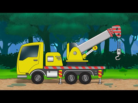 Tow Truck | Formation & Uses | Kids Video