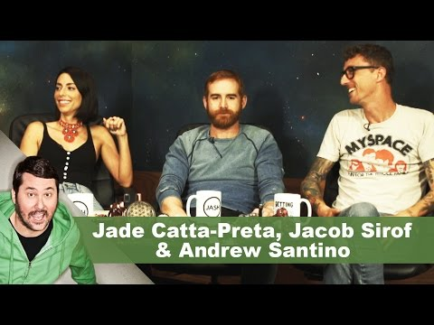 Jade CattaPreta, Andrew Santino & Jacob Sirof  Getting Doug with High