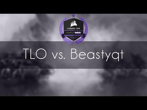 TLO vs. Beastyqt - ZvT - Corsair Cup #50