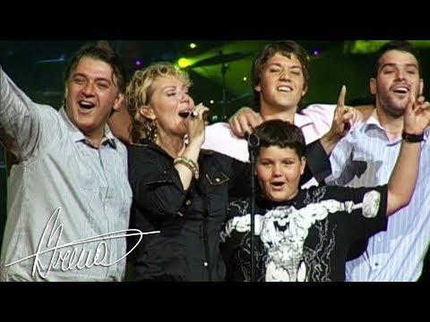 Lepa Brena - LIVE - Udji slobodno - (Zagreb, 13.06.2009.)