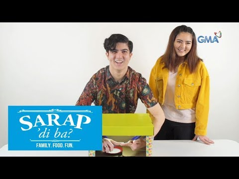 Sarap, 'Di Ba?: Legaspi twins try 'What's in the Christmas Box Challenge'   Episode 8