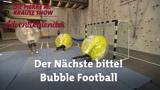 Türchen Nr. 3 Bubble Football