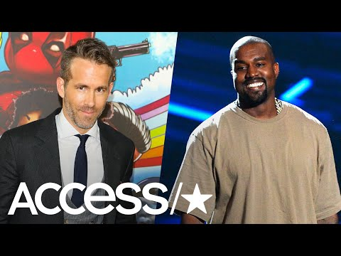 Kanye West Offers Up His Music For A Future 'Deadpool' Film | Access