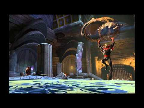 DC Universe Online Gameplay Aquaman / Circe Ending *SPOILER* HD