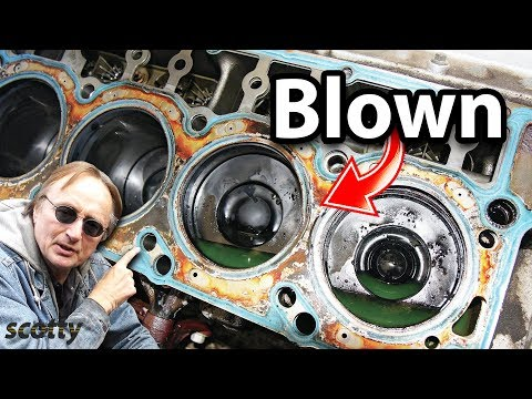 The Truth About Blown Head Gaskets