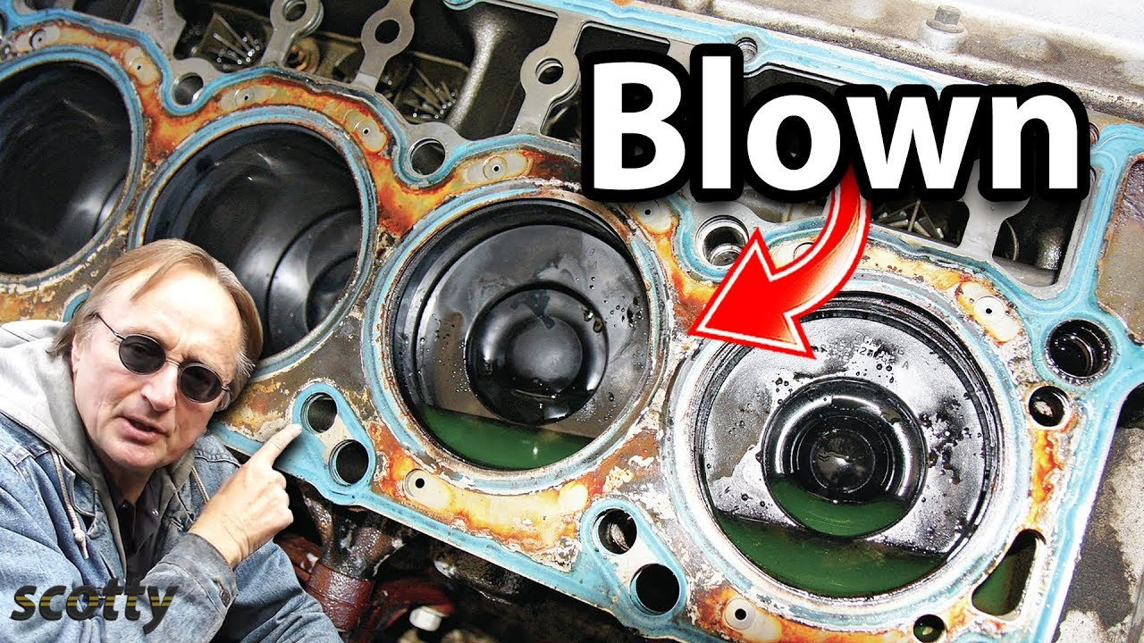 Signs Of A Blown Head Gasket >> The Truth About Blown Head Gaskets