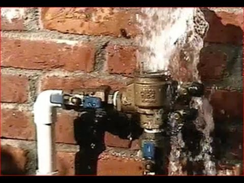 Febco 765 1 Backflow Repair Instructions And Repair Kit Youtube