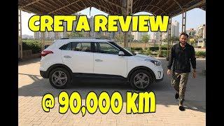 Hyundai CRETA | 90000 km Long Term Review | After 3.6 years of Driving