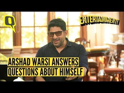 How Well Does Arshad Warsi Know Arshad Warsi| The Quint