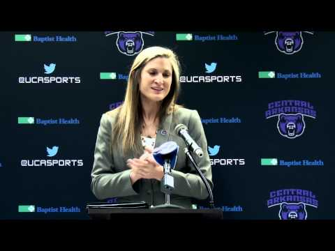 Volleyball: Jeni Jones' Introductory Press Conference