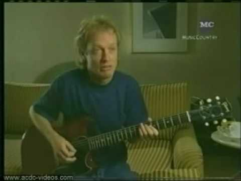 AC DC - angus young guitar lesson