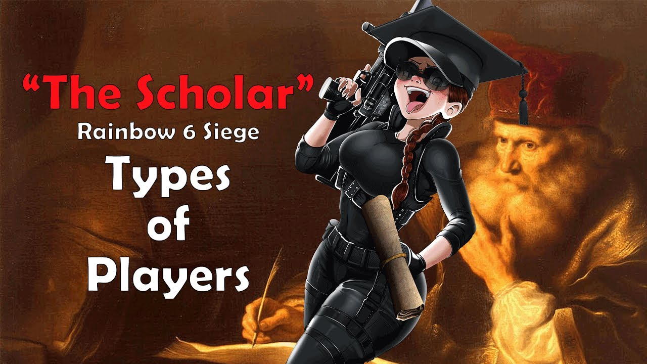 The scholar types of players rainbow six siege youtube the scholar types of players rainbow six siege stopboris