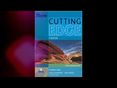 Cutting Edge Starter Students Book