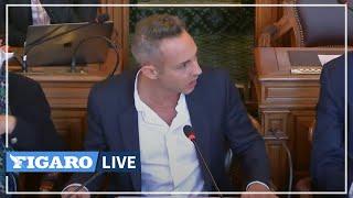 🔴«C'EST MOI QUI PARLE !» : passe d'armes entre Ian Brossat et Rachida Dati au Conseil de Paris