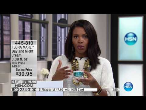 HSN | Flora Mare Skincare / Silk'n Beauty 02.25.2017 - 05 AM