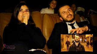 Sinemada Evlenme Teklifi - Hayatımın Sürprizi