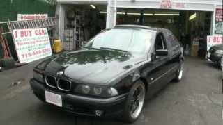 1999 BMW 5-Series 540i Sedan