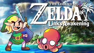 The Legend of Zelda: Links Awakening #1