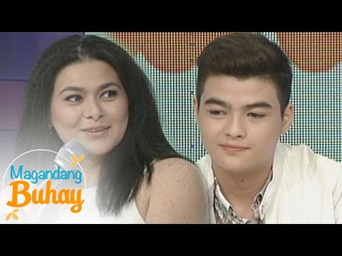 Magandang Buhay: Aiko's relationship with her son