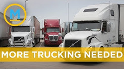 Trucker shortage in Canada could big economic problems soon | Your Morning