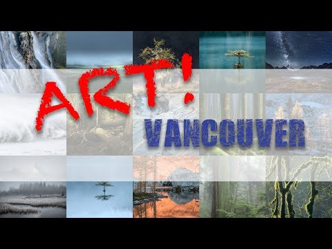 Fine Art Photography : Ramblings at Art Vancouver