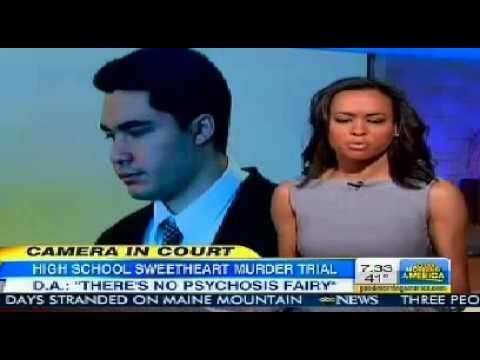 Nathaniel Fujita, Mass. Teen Football Player, Sweetheart Murder Trial Murdering Ex-Girlfriend