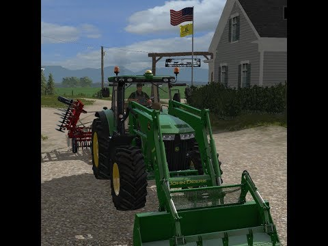 Starting It Off  EP#1 Farming Simulator 2017