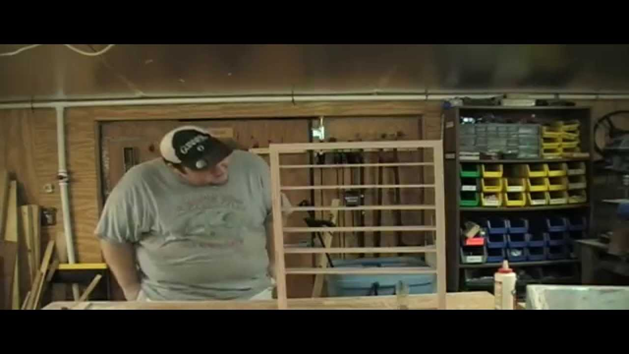2014 2x4 Contest Entry- Shot Glass Display - YouTube