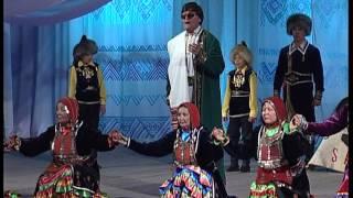 """Абзелил . Фольклорный ансамбль """"Сэсмэуер"""". 2011г."""